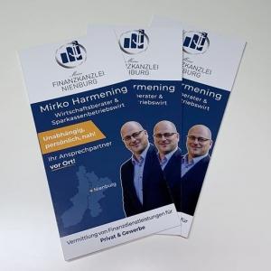 Flyer Finanzkanzlei Nienburg