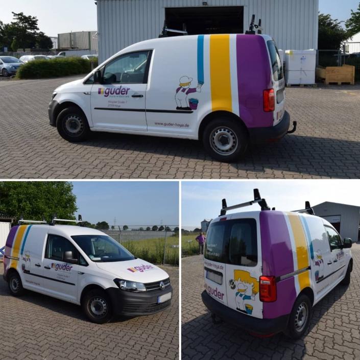 Fahrzeugbeschriftung Guder GmbH