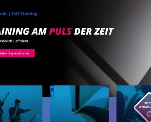 Webdesign und Programmierung BodyImpuls