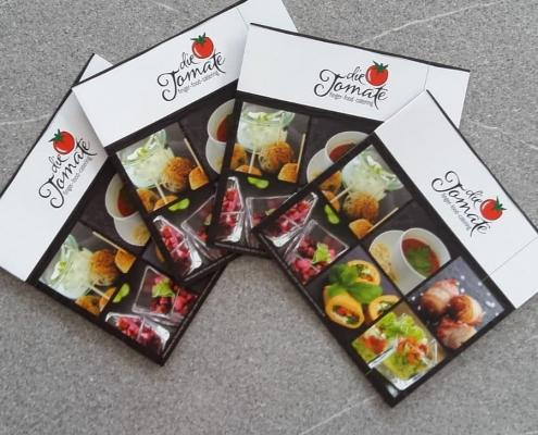 Speisekarte Die Tomate Nienburg
