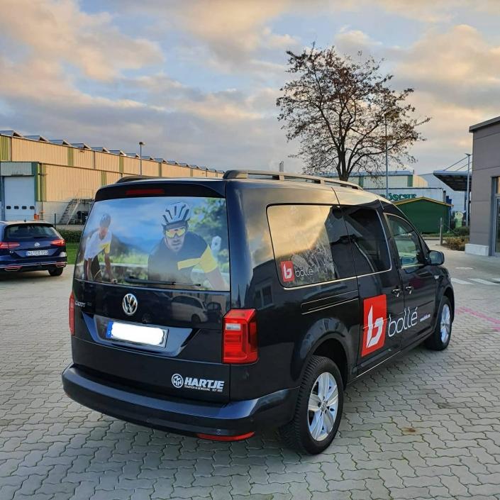 Fahrzeugbeschriftung Hartje einfallsgeist